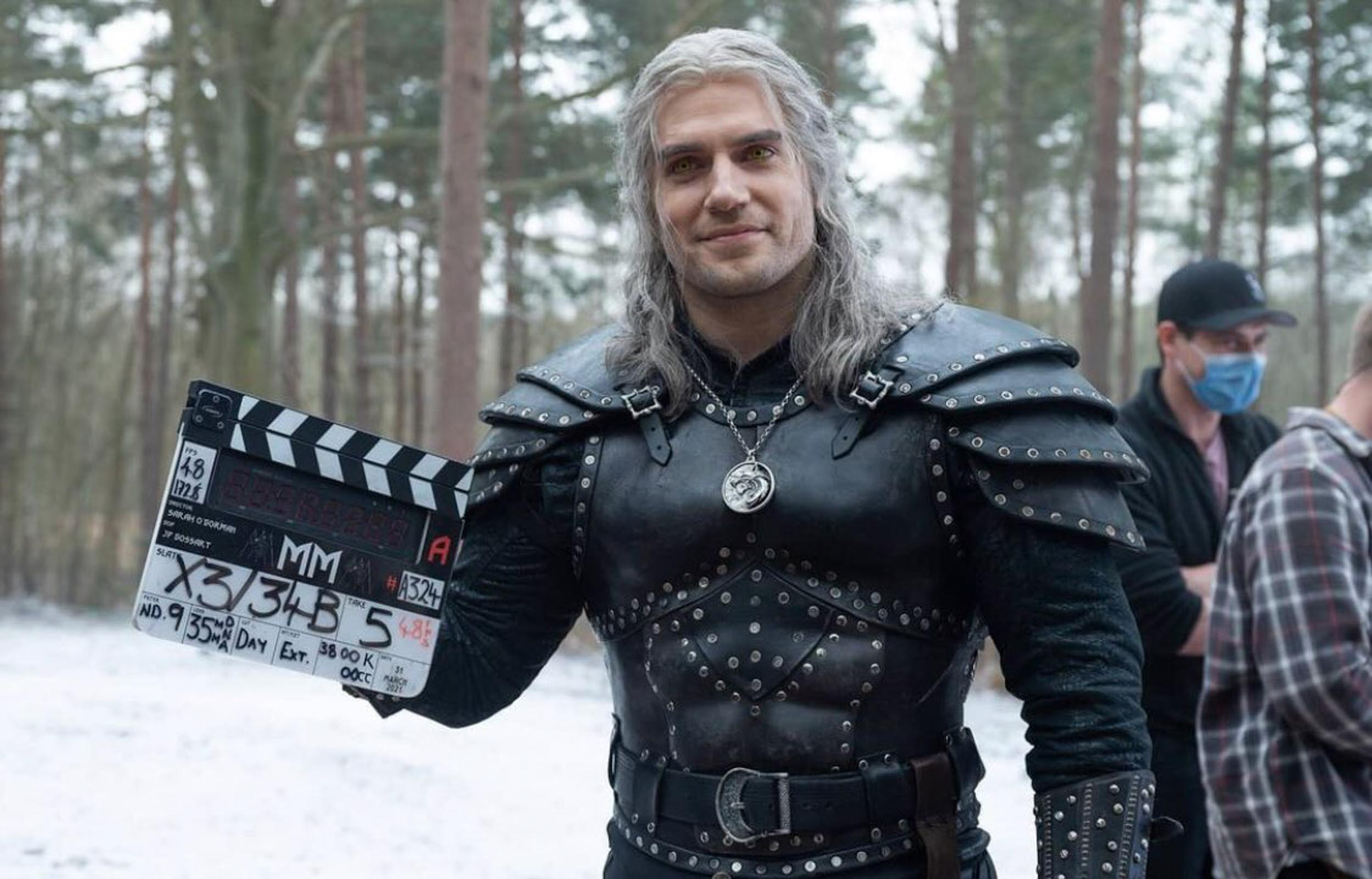 The Witcher | Season 2 Production Wrap: Behind The Scenes