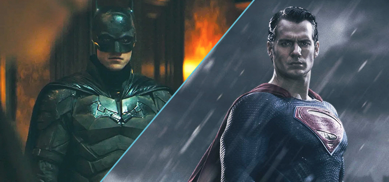 HBO Max Reportedly Wants Cavill's Superman And Pattinson's Batman To Meet