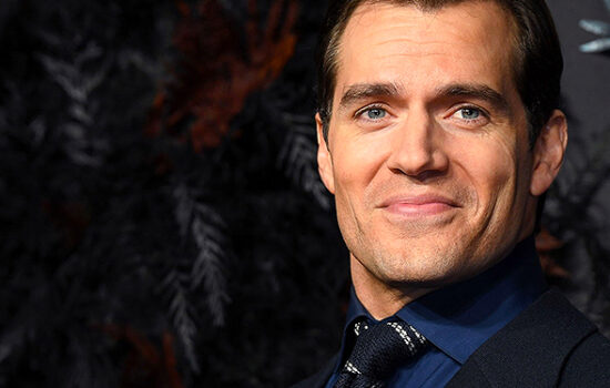 Henry Cavill Among Top 10 Stars of 2020 on IMDb