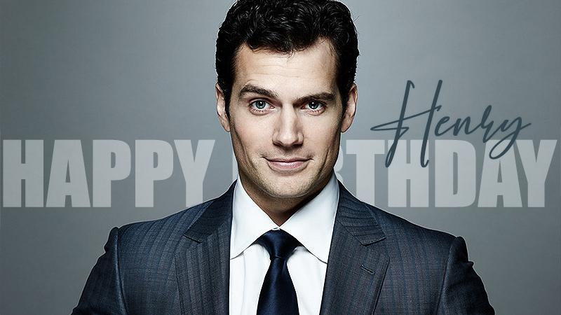 Happy Birthday, Henry!